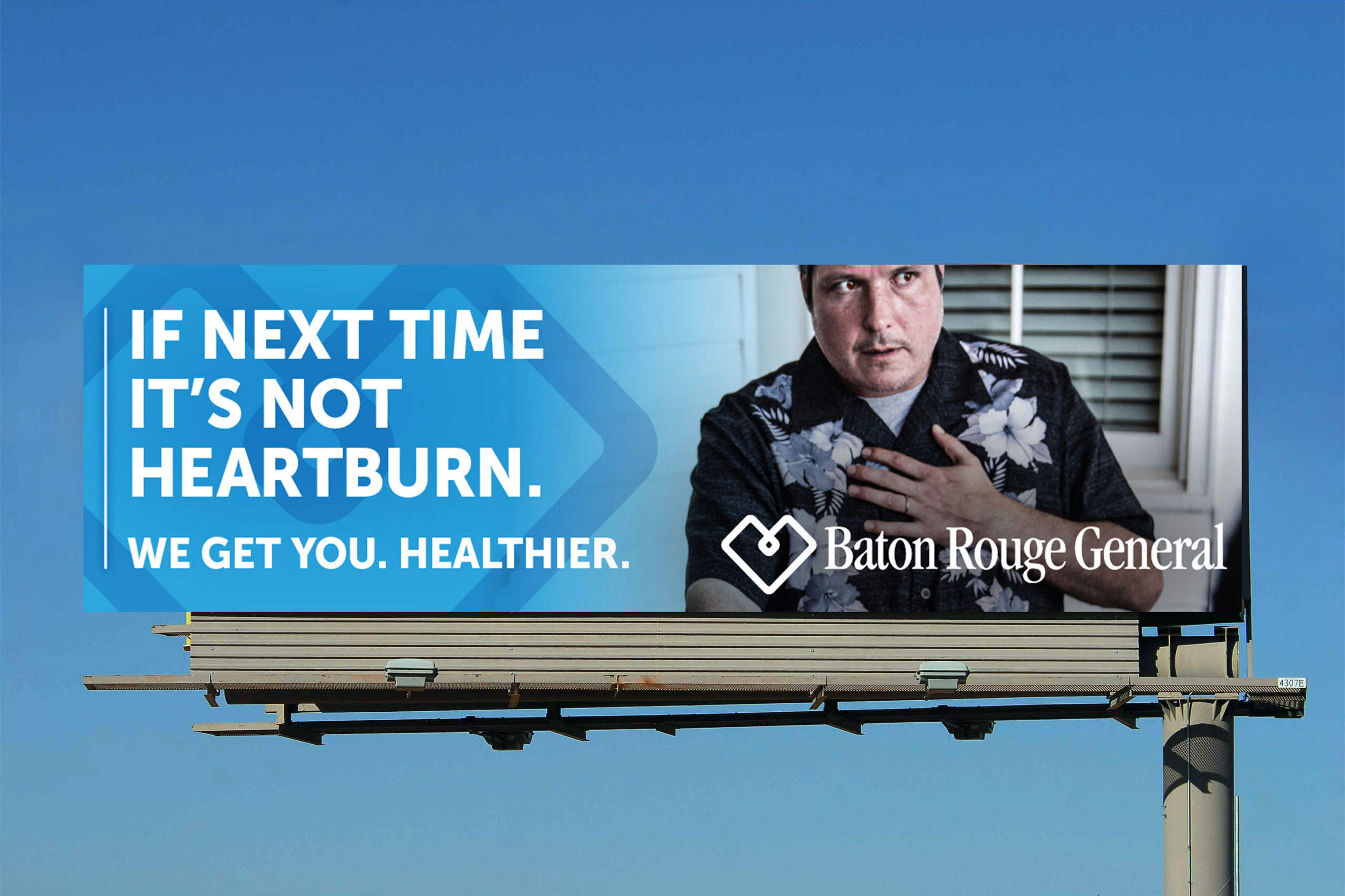 Baton Rouge General - Anticipation Billboard
