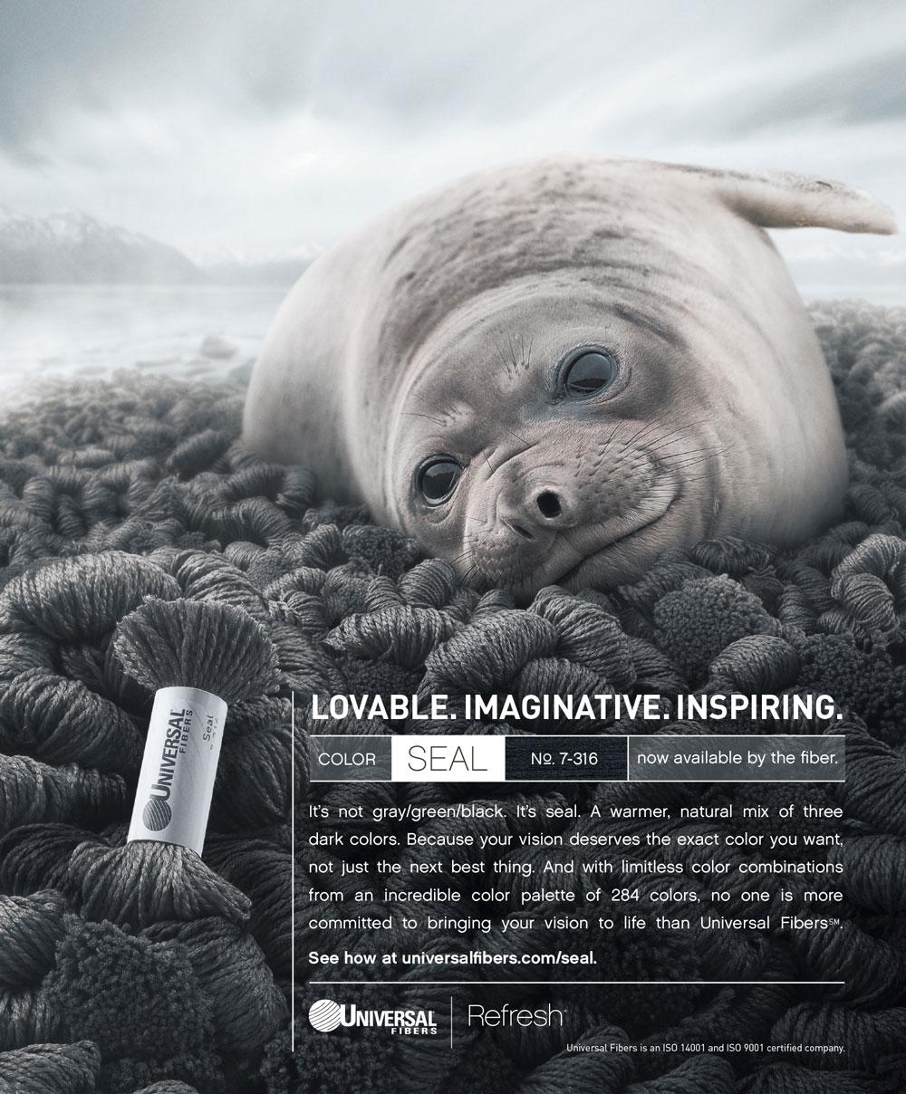Universal Fibers Seal