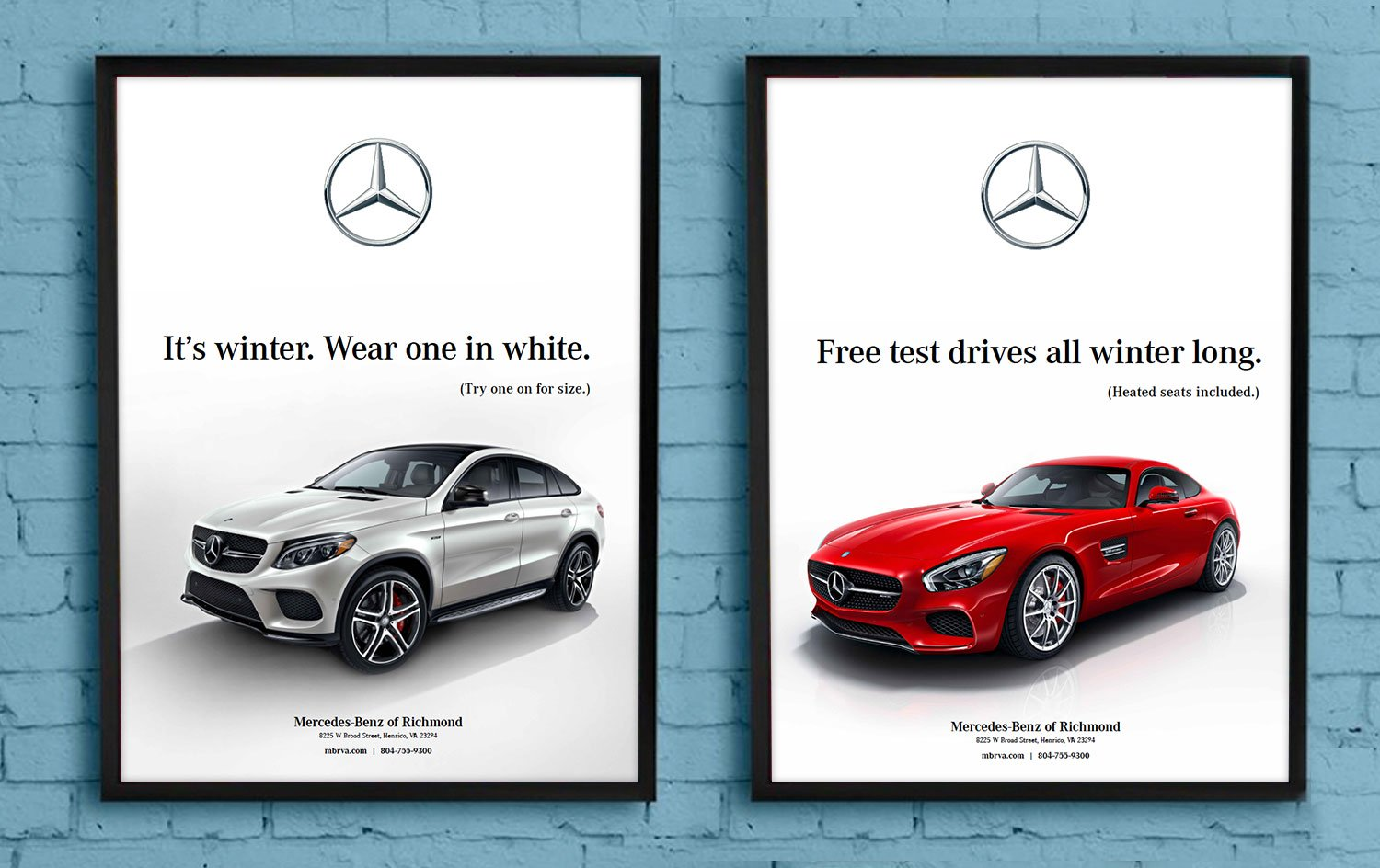 Mercedes Mall Posters